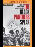 The Black Panthers Speak