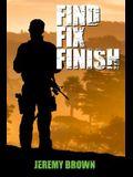 Find > Fix > Finish: A Sheepdog Thriller