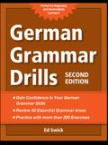 German Grammar Drills (NTC Foreign Language)