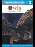 Owls: Birds of the Night