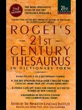 Roget's 21st Century Thesaurus: Updated & Expanded 2nd Edition