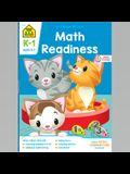 School Zone Math Readiness Grades K-1 Workbook