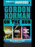 On the Run Books 4-6: The Stowaway Solution, Public Enemies, Hunting the Hunter