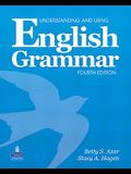 Understanding and Using English Grammar (with Audio Cds, Without Answer Key) [With CD (Audio)]