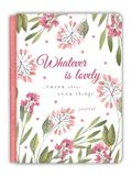 Whatever Is Lovely Gratitude Journal