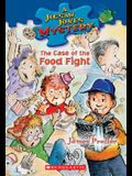 The Case of the Food Fight (Jigsaw Jones Mystery, No. 28)