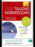 Keep Talking Norwegian Audio Course - Ten Days to Confidence: Advanced Beginner's Guide to Speaking and Understanding with Confidence
