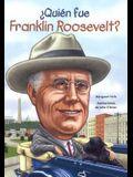 Quien Fue Franklin Roosevelt?