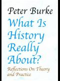 What Is History Really About?: Reflections on Theory and Practicereflections on Theory and Practice