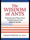 The Wisdom of Ants: 10 Commandments Oftrust