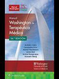 Manual Washington de Terapéutica Médica
