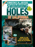 Swimming Holes of California (Second Edition - Color)