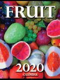 Fruit 2020 Calendar