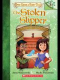 The Stolen Slipper: A Branches Book (Once Upon a Fairy Tale #2), 2