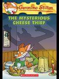 Mysterious Cheese Thief (Geronimo Stilton #31), 31