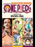 One Piece: Baroque Works, Volumes 13-15