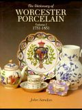 The Dictionary of Worcester Porcelain