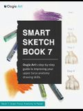 Smart Sketch Book 7: Oogie Art's Step-By-Step Guide to Drawing Body Structures in Pastel.