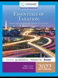 South-Western Federal Taxation 2022: Essentials of Taxation: Individuals and Business Entities (Intuit Proconnect Tax Online & RIA Checkpoint, 1 Term