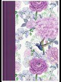 KJV Study Bible - Large Print [hummingbird Lilacs]