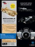 Incredibuilds: Batmobile Signature Series Book and Model Set