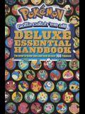 Pokemon Deluxe Essential Handbook (Turtleback School & Library Binding Edition)