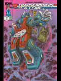 Transformers Vs G.I. Joe, Volume 2