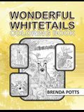 Wonderful Whitetails: Coloring Book