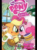 Pinkie Pie & Applejack