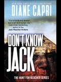 Don't Know Jack: The Hunt for Jack Reacher Series