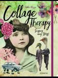 Collage Therapy: Snipping Away Stress!