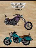 Motorrad-Klassiker Malbuch: Volume 1