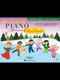 My First Piano Adventure Christmas, Book C: Skips on the Staff