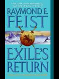 Exile's Return: Conclave of Shadows: Book Three