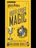 Harry Potter: Hufflepuff Magic: Artifacts from the Wizarding World