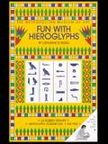 Fun with Hieroglyphs: 24 Rubber Stamps, Hieroglyph Guidebook, Ink Pad (Box Set) (The Metropolitan Museum of Art)