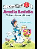 Amelia Bedelia 50th Anniversary Library: Amelia Bedelia, Amelia Bedelia and the Surprise Shower, and Play Ball, Amelia Bedelia