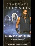 STARGATE ATLANTIS Hunt and Run