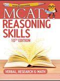 Examkrackers MCAT: Reasoning Skills
