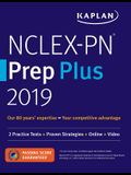 Nclex-PN Prep Plus 2019: 2 Practice Tests + Proven Strategies + Online + Video