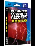Guinness World Records(r) Extreme Earth Learning Cards
