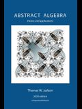 Abstract Algebra: Theory and Applications (2020)