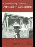 Contemporary Issues in Australian Literature: International Perspectives