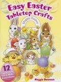 Easy Easter Tabletop Crafts: 12 Eggscellent Cut & Make Decorations