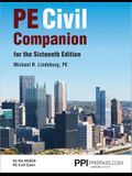 Ppi Pe Civil Companion for the Sixteenth Edition (Paperback) - A Supportive Resource Guide for the Ncees Pe Civil Exam