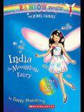 India: The Moonstone Fairy (Rainbow Magic: The Jewel Fairies, No. 1)