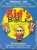 Kids New Testament-Cev-Dramatized