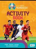 Euro 2020 Activity Book