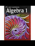Holt McDougal Algebra 1: Student Edition 2011