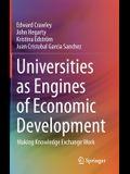 Universities as Engines of Economic Development: Making Knowledge Exchange Work